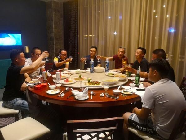 聚餐晚宴蟹之霸
